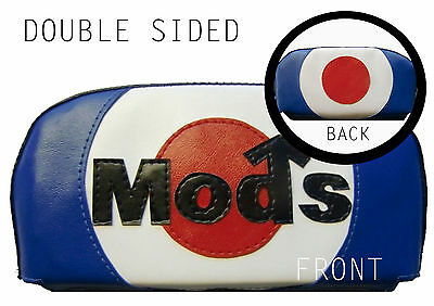 DBL Sided Mod Target Scooter Back Rest Cover (Purse Style)