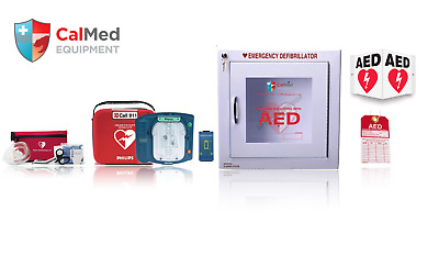 Philips Heartstart Onsite AED Package for Church