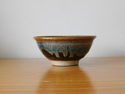 Antique Chinese Cizhou Stoneware Bowl from Henan or Hebei Song or Jin Dynasty