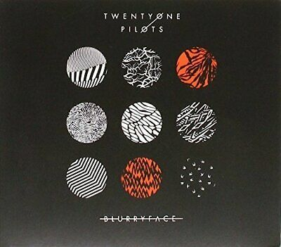 |1069272| Twenty One Pilots - Vessel/Blurryface [CD x 2] New