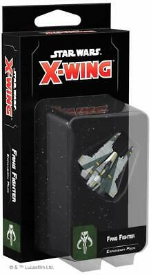 Fang Fighter Expansion Pack Star Wars: X-Wing 2.0 FFG NIB