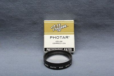 Tiffen Close Up +3 Color Series 7 55mm Adapter Drop In Filter - NOS