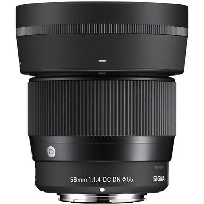 Sigma 56mm f/1.4 DC DN Contemporary Lens for Micro Four Thirds - UK Stock