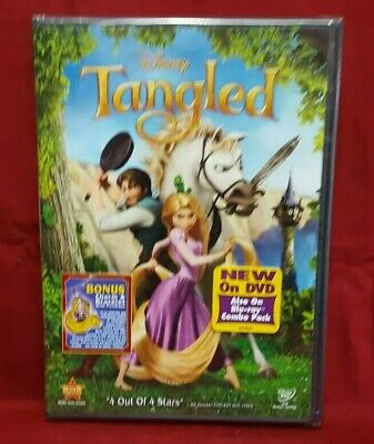 Tangled (DVD, 2011) Brand New!  Unopened!
