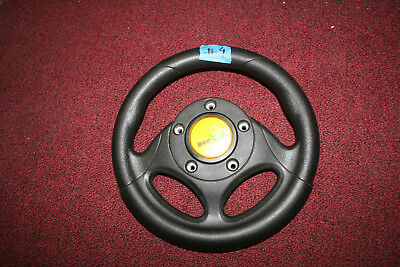 Gaelco Original Steering Wheel For An Arcade Driving Game #4