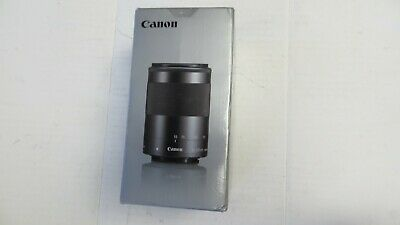 Canon EF-M 55-200mm F4.5-6.3 IS STM Telephoto Lens for EOS Mirrorless Cameras