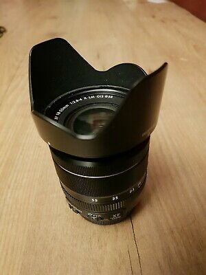 Fujifilm Fujinon XF 18-55mm F2.8-4 R LM OIS Lens - Excellent condition.