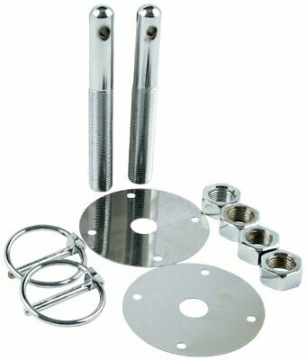 Steel Hood Pin Kit With 316 Flip-Over Clips