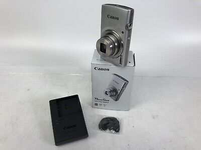 Canon PowerShot ELPH 180 20MP Digital Camera CC192