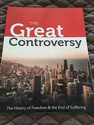 The Great Controversy, The history of freedom & the End of Suffering