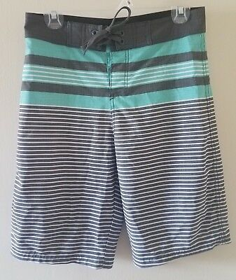 7774471ab8c6f MENS MOSSIMO SIZE 28 Board Shorts Swim Trunks Bathing Suit Surf Beach Target