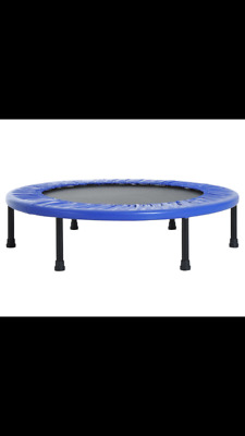 """36"""" Mini Trampoline Safety Fitness Mini Gym Exercise Indoor Outdoor ~ COLLECTION"""