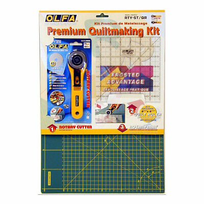 Olfa Quilt Making Kit
