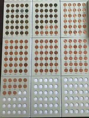 1941-1974 1975-2013 2014-2019 complete Lincoln Penny Cent Set 1941-2019