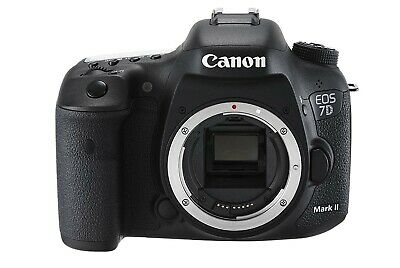 Canon EOS 7d Mark II Body Only - Great Condition - Barely Used