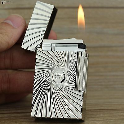 Lighter HOT NEW S.T Memorial lighter Bright Sound! free shipping lighter