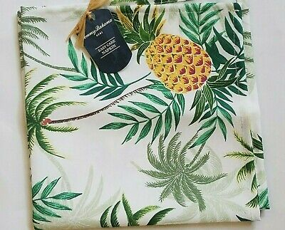 New Tommy Bahama Tropical Paraguay Pineapple Set Of 4 Napkins
