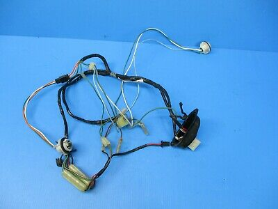 80-83 1980-1983 honda goldwing gl1100 front headlight wire harness signal  sub