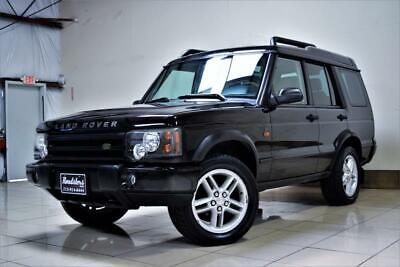 2004 Land Rover Discovery SE 2004 LAND ROVER DISCOVERY SE LOW MILES ONLY 68K ONE OWNER MUST SEE