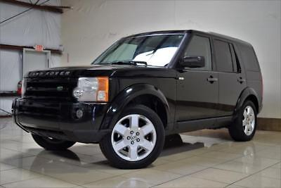 2009 Land Rover LR3 -- 2009 LAND ROVER LR3 ONE OWNER LOW MILES SUNROOF PARKTRONIC SUPER CLEAN MUST SEE