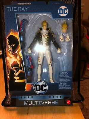 NEW DC Multiverse Rebirth The Ray Lex Luthor Collect & Connect FVY90