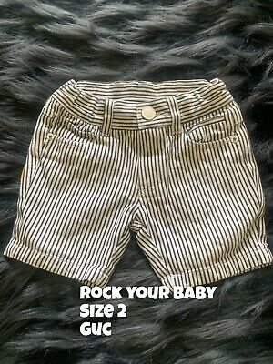 Rock Your Baby Shorts Size 2