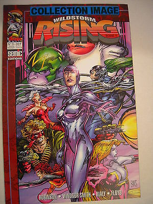 Collection Image 3   Wildstorm Rising Tome 1 Semic  Tbe
