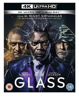 Glass (Bluray 4K) Includes 2D Bluray
