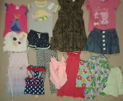 Girls Clothes Size 6 Bulk With 14 items Inc Milkshake no marks or stains