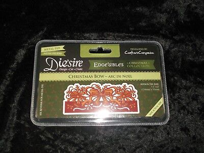 "Crafters Companion 7.5/"" Large Format Die/'sire Fancy Edge/'ables Marseille"