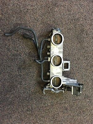 2007 Triumph Tiger 1050 Throttle Body Unit Auto Choke