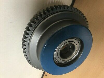 DEMAG Travel Wheel  59742933 140mm With Gear Teeth for Overhead Crane Hoist