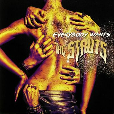 STRUTS, The - Everybody Wants - Vinyl (LP)