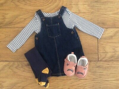 Marks And Spencers Girls 3-6 Months