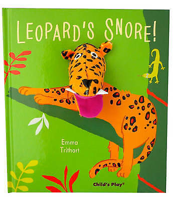 Leopard's Snore by Child's Play International Ltd (Novelty book, 2015)