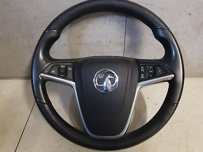 Vauxhall Insignia Multi Function Steering Wheel And Airbag 08-On