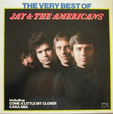 Jay & The Amaricans - The Very Best Of  - Lp
