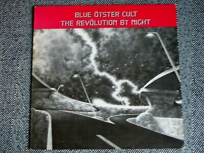 BLUE OYSTER CULT - The revolution by night - LP / 33T
