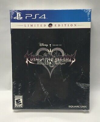 New Kingdom Hearts 2.8 Final Chapter Prologue Limited Edition PS4