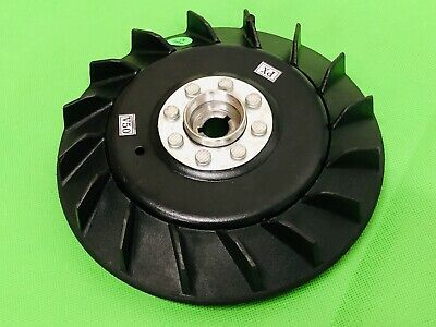 Vespa 1100 Gram Series Pro Hp4 Lightened Flywheel None Electric Start