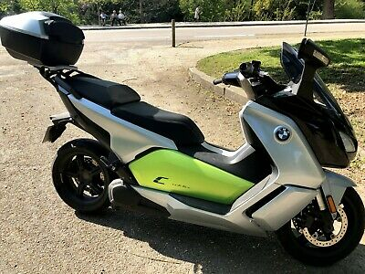 Scooter Bmw C Evolution 2018