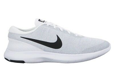 a7dbc807ce59 Nike Flex Experience RN 7 Mens Running Shoe WHITE BLACK GRAY sz 14 4E Extra  Wide
