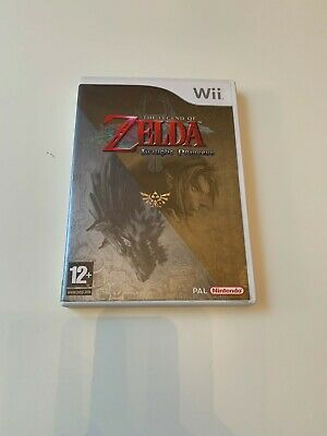 The legend of Zelda Twilight Princess Wii