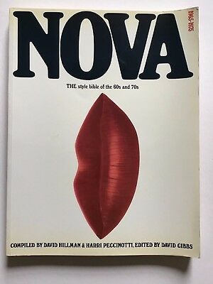 Nova - The Style Bible of the 60s and 70s 1965-1975/Pavilion Books 1993