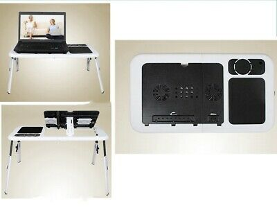 Portable Multi-Function With Laptop Table Foldable With Radiator Lazy Table DIY