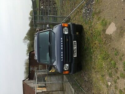 Landrover Discovery2 TD5 spares or repair with MOT