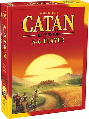 HOT  Setter's Catan Board Game 5th Edition 5-6 Player Extension Expansion
