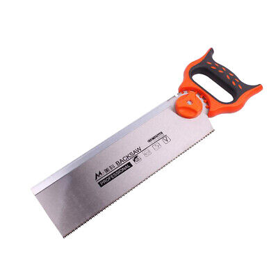 12inch Rotatable Hand Saw Back Saw Miter Saw Woodworking Cutting Tool