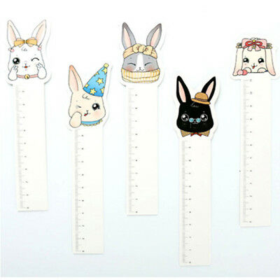 30Pcs Cartoon Cup Cake Paper Bookmark Book Holders Card Students Stationery WE