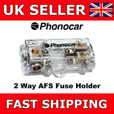 Phonocar 4/497 2-Way AFS Fuse Hollder